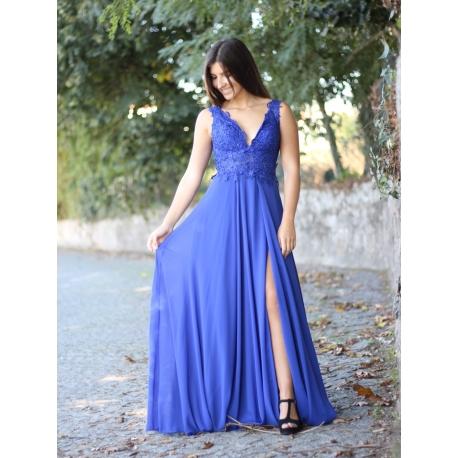 Heaven azul royal