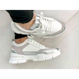 Sneakers Melody Silver