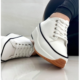 Sneakers White Star